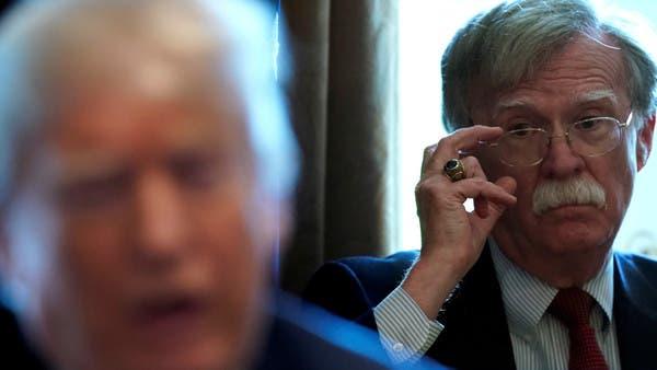 نسخ مقرصنة من كتاب بولتون تتسرب.. بوتين يكره إيران