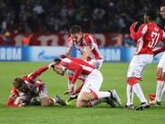 إصابة 5 لاعبين من النجم الأحمر الصربي بفيروس كورونا