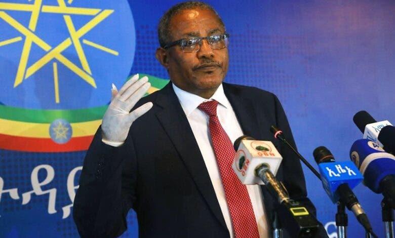 وزير خارجية إثيوبيا