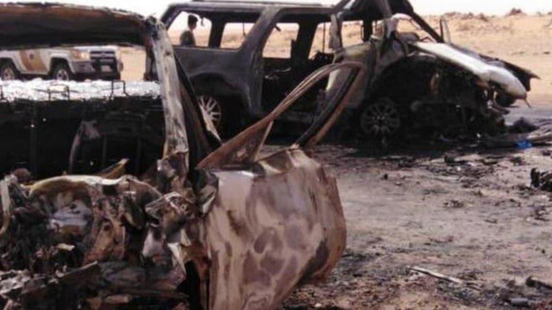 سعودی عرب: حادثہ