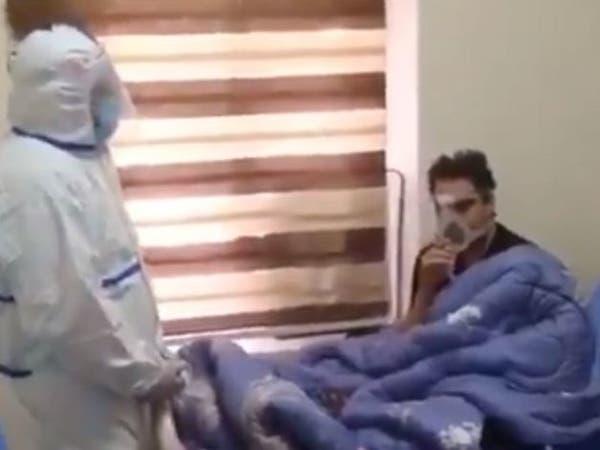 من سرير المرض طمأن.. اللحظات الأخيرة للأسطورة العراقية