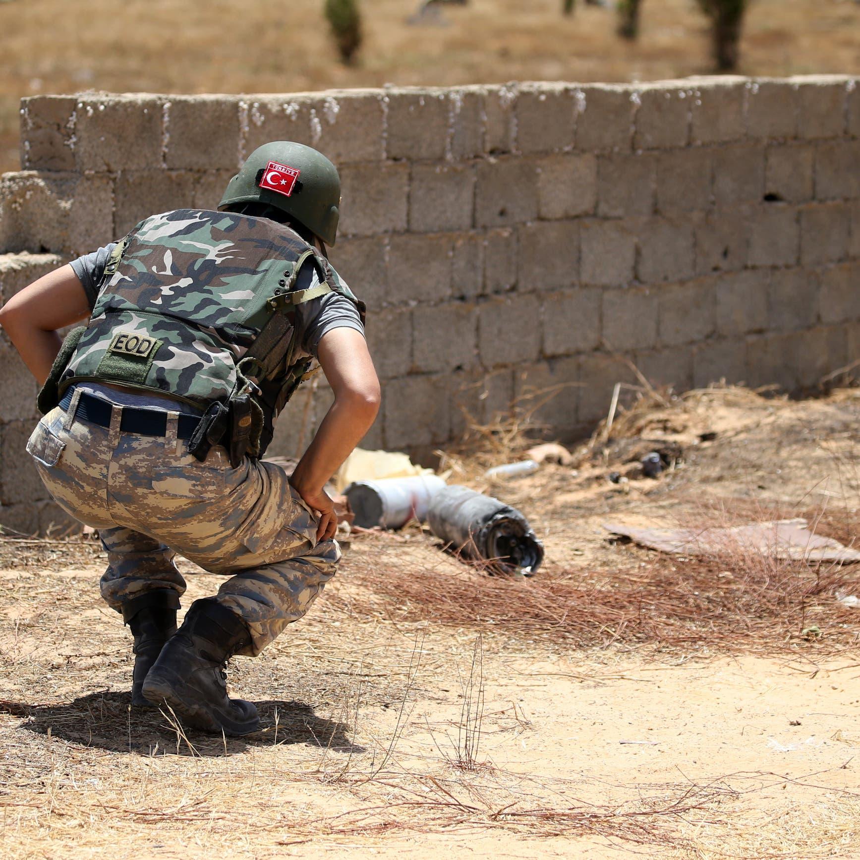 وزير دفاع الوفاق يتمسك بطيف تركيا.. هكذا ضرب جنيف