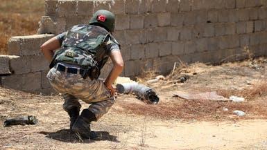 أنقرة تضخ المرتزقة.. والجيش الليبي  يحذر من الإرهابيين