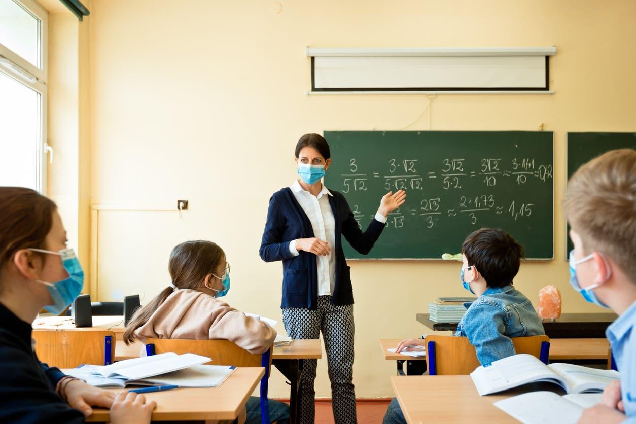 صف دراسي - تعبيرية
