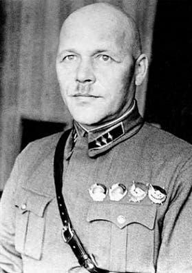 صورة للجنرال ديمتري بافلوف