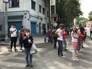 زلزال شديد يضرب جنوب المكسيك وتحذير من تسونامي