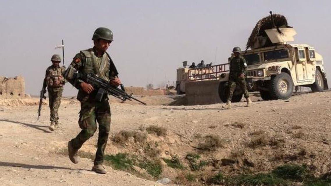 کشته شدن 9 سرباز افغان در نتیجه حمله طالبان در کندز افغانستان