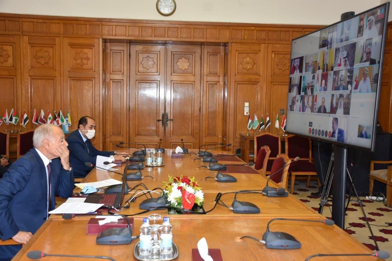 اجتماع الجامعة العربية