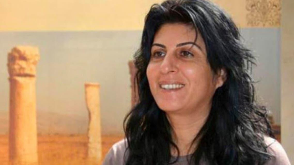 Sara Kaya, former mayor of a Kurdish city. (Twitter)