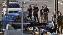 مقتل فلسطيني حاول صدم جنود عند حاجز إسرائيلي في الضفة