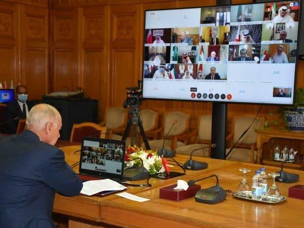 وزراء الخارجية العرب: التدخل الخارجي يفاقم أزمة ليبيا
