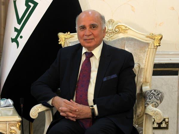 العراق يطالب بوقف الانتهاكات التركية على أراضيه