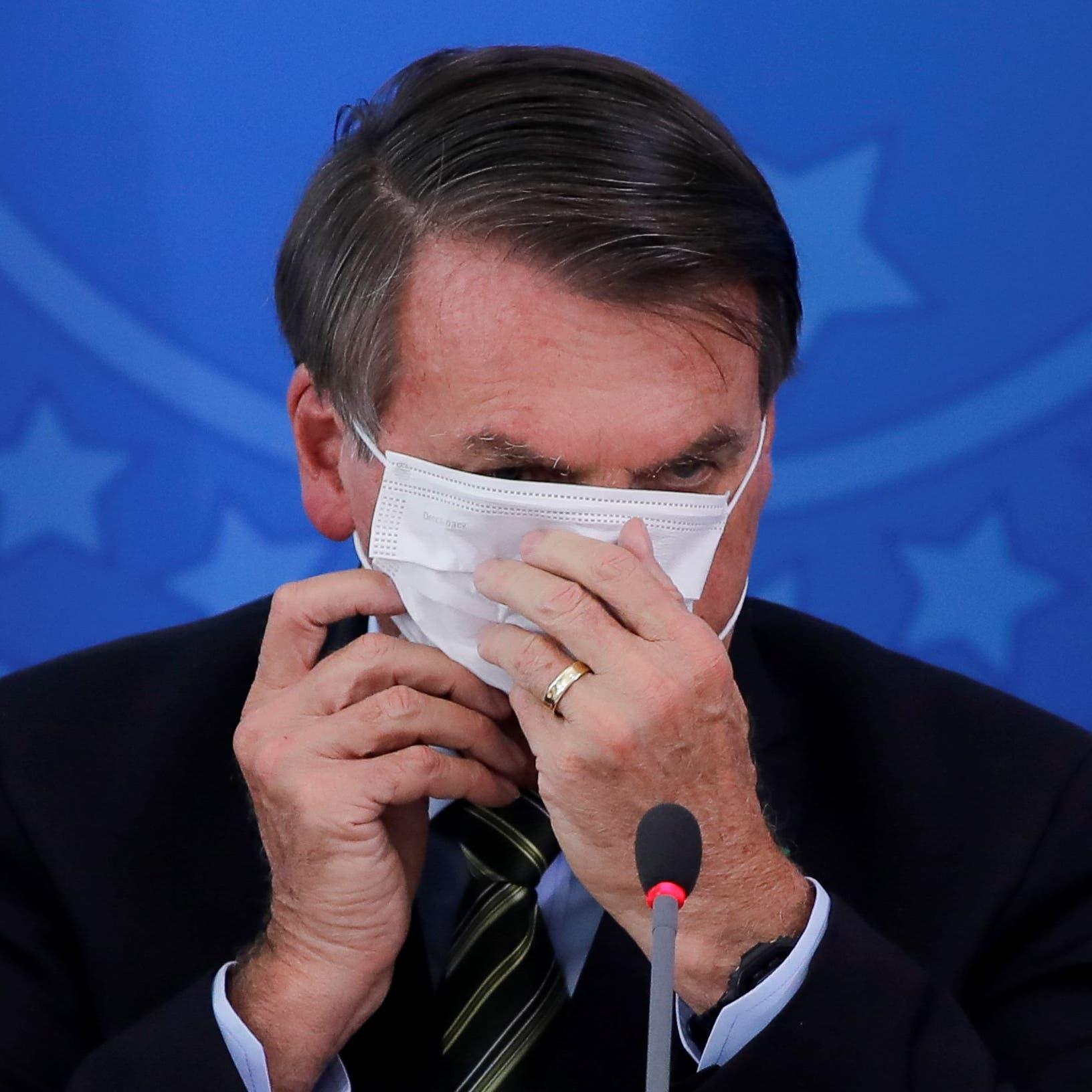 """رئيس البرازيل طلب منه أن """"يخرس"""".. فماذا سأله الصحافي؟"""