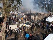 سوريا.. مقتل وإصابة 10 أشخاص في انفجار في عفرين