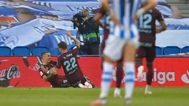 سلتا فيغو يحافظ على آمال البقاء ويهزم ريال سوسييداد