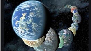احتمال بالای وجود اقیانوسهای فرا خورشیدی در کهکشان راه شیری