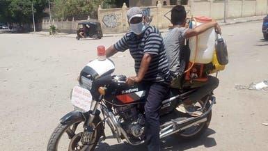 نقل أسطوانات الأوكسجين.. هكذا يساعد مصري مصابي كورونا؟
