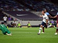 توتنهام ينتصر على وست هام في الدوري الإنجليزي