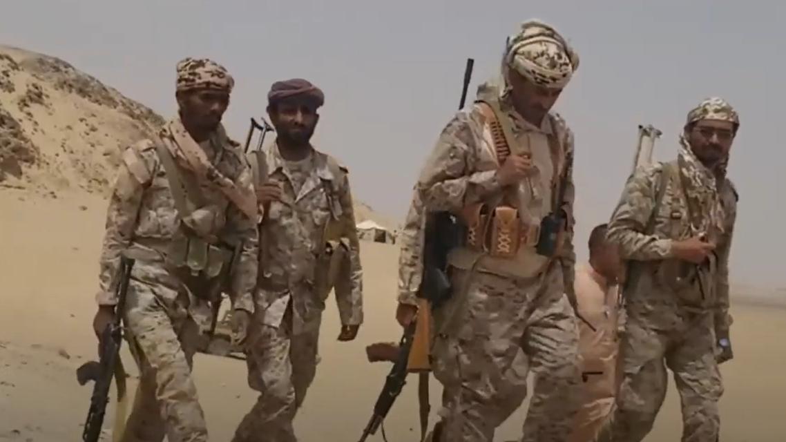 أفراد من الجيش اليمني