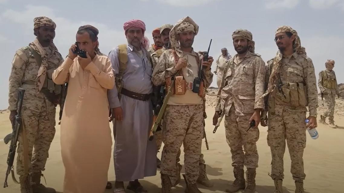 رئيس هيئة الأركان العامة يتفقد أبطال الجيش الوطني المرابطين في جبهات الجوف