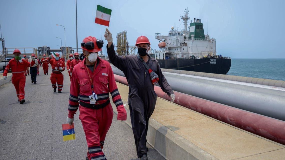 إيران - فنزويلا
