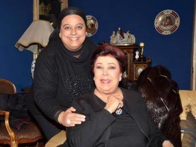 ابنة رجاء الجداوي تكشف عن نصيحة والدتها في المحن
