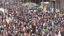 آلاف من أهالي عين العرب يتظاهرون ضد قتل تركيا 3 سيدات