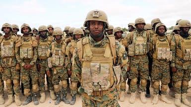مقتل اثنين من قوات الصومال وإصابة ضابط أميركي في انفجار