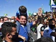قاضٍ برازيلي يأمر الرئيس بوضع كمامة: يعرض الغير لخطر كورونا