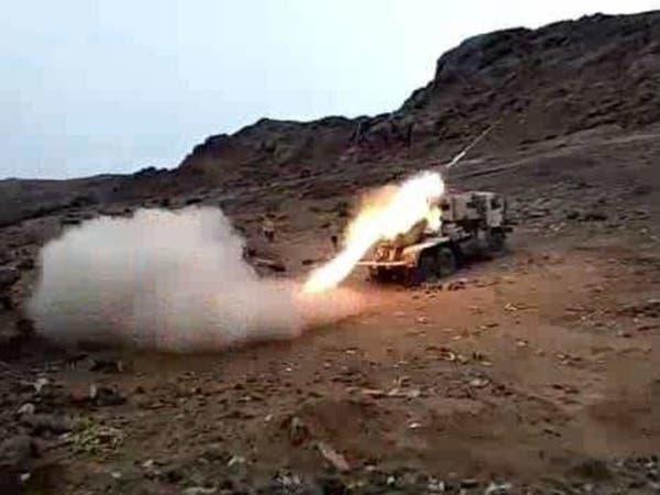 فيديو.. كسر هجوم انتحاري للحوثيين وسط اليمن