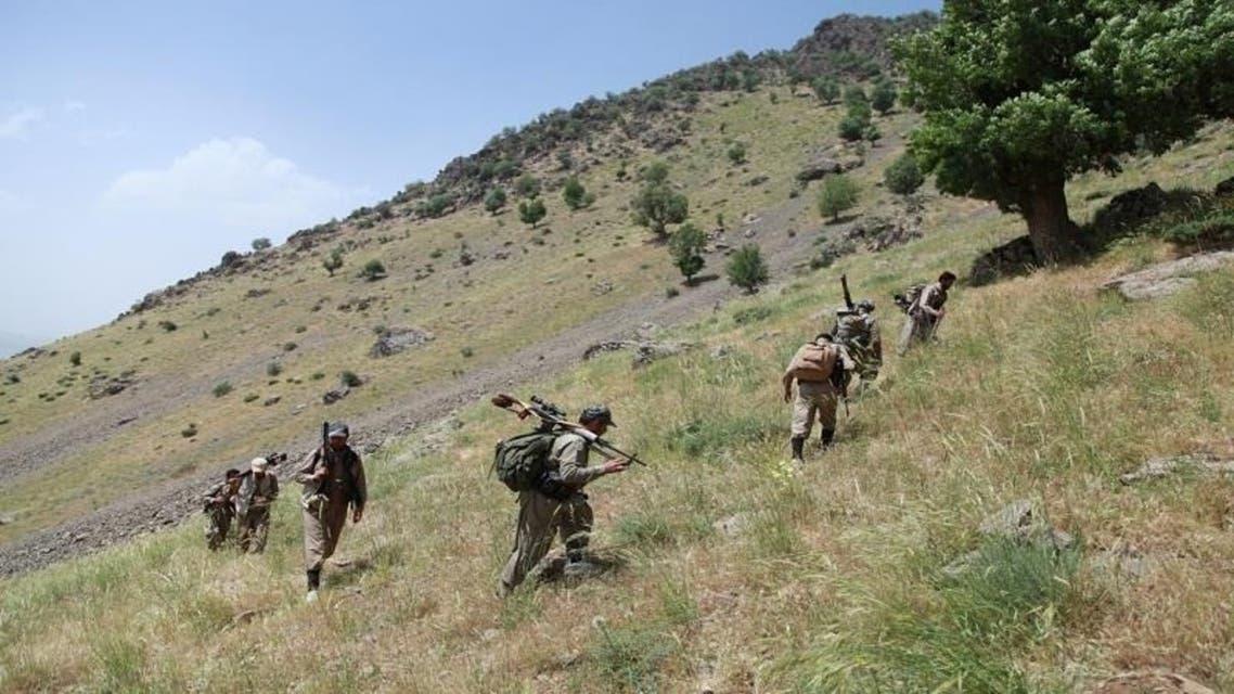 درگیری مسلحانە با سپاه پاسدارن در یک منطقه کردنشین در نزدیکی ارومیە
