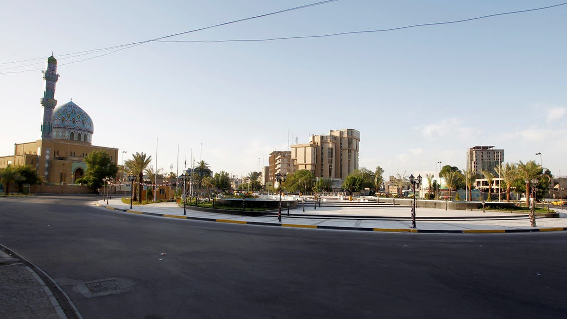 من بغداد (أرشيفية- رويترز)