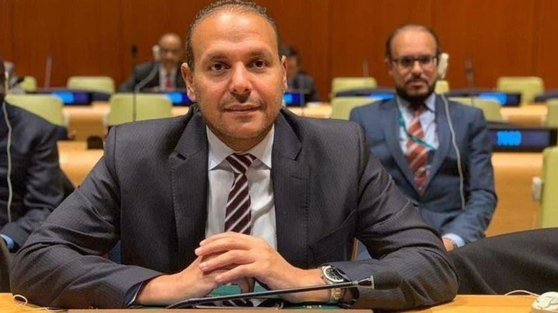 KSA: Dr Khalid bn Muhammad