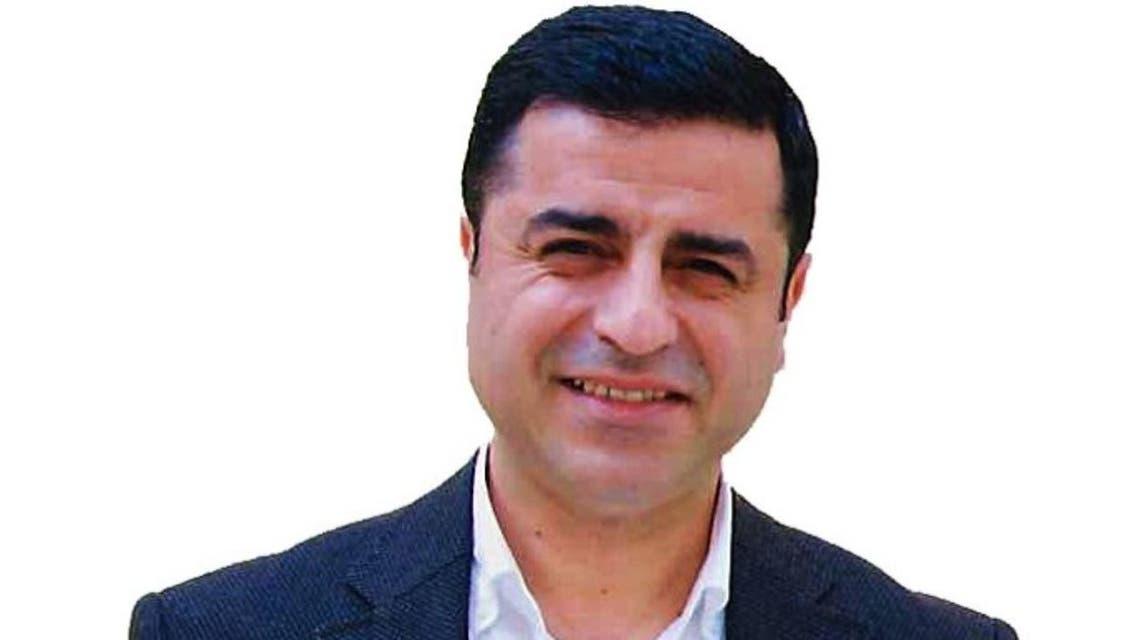 الرئيس السابق لحزب الشعوب الديمقراطي المعارض صلاح الدين ديمرتاش
