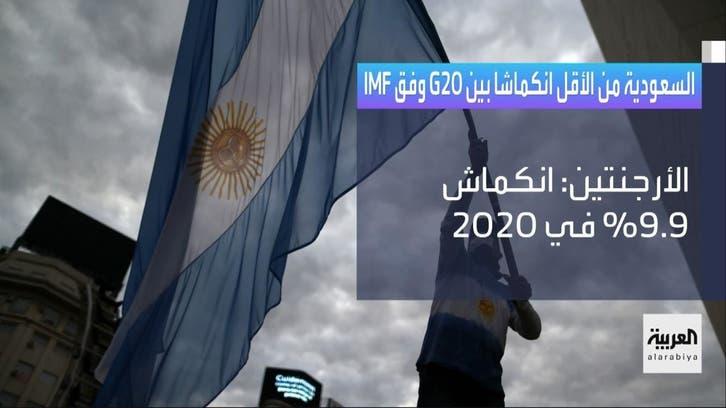 هذة توقعات صندوق النقد لدول مجموعة العشرين
