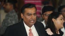 India's Mukesh Ambani says Saudi Arabia is putting sustainability on global agenda