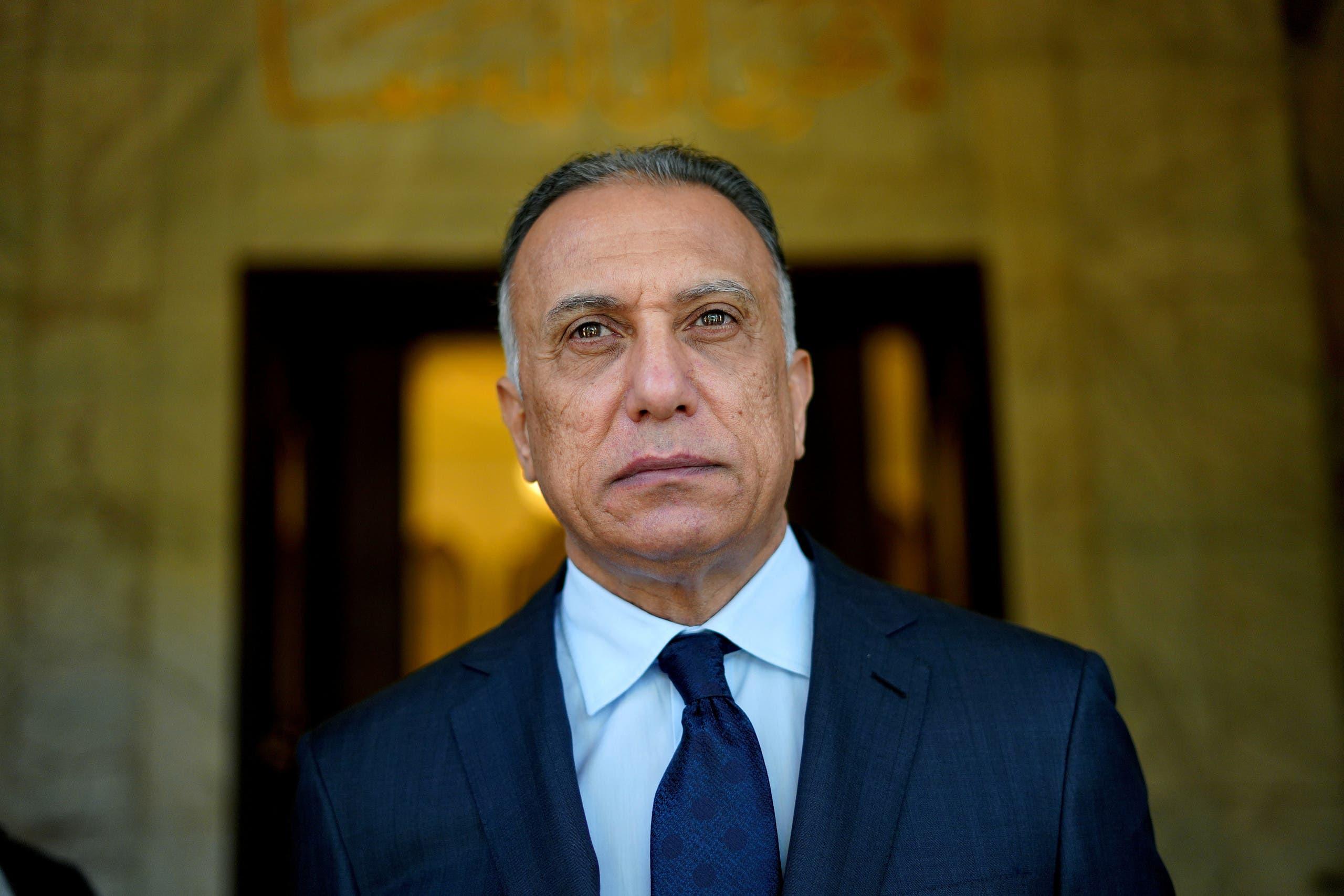 رئيس الحكومة العراقية مصطفى الكاظمي (أرشيفية - رويترز)