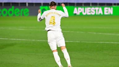 ريال مدريد يحافظ على صدارته.. وراموس يواصل التسجيل