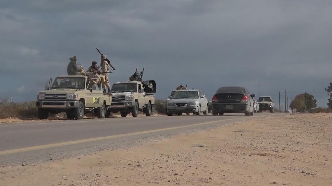 THUMBNAIL_ مصادر: الوفاق تدعم 28 ميليشيا وكتيبة في ليبيا