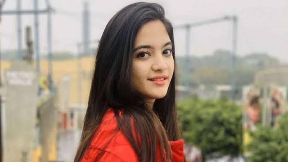 TikTok star Siya Kakkar, 16, has died by suicide, according to local media reports. (Twitter)