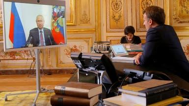 دعوة روسية فرنسية لوقف النار في ليبيا والعودة للحوار