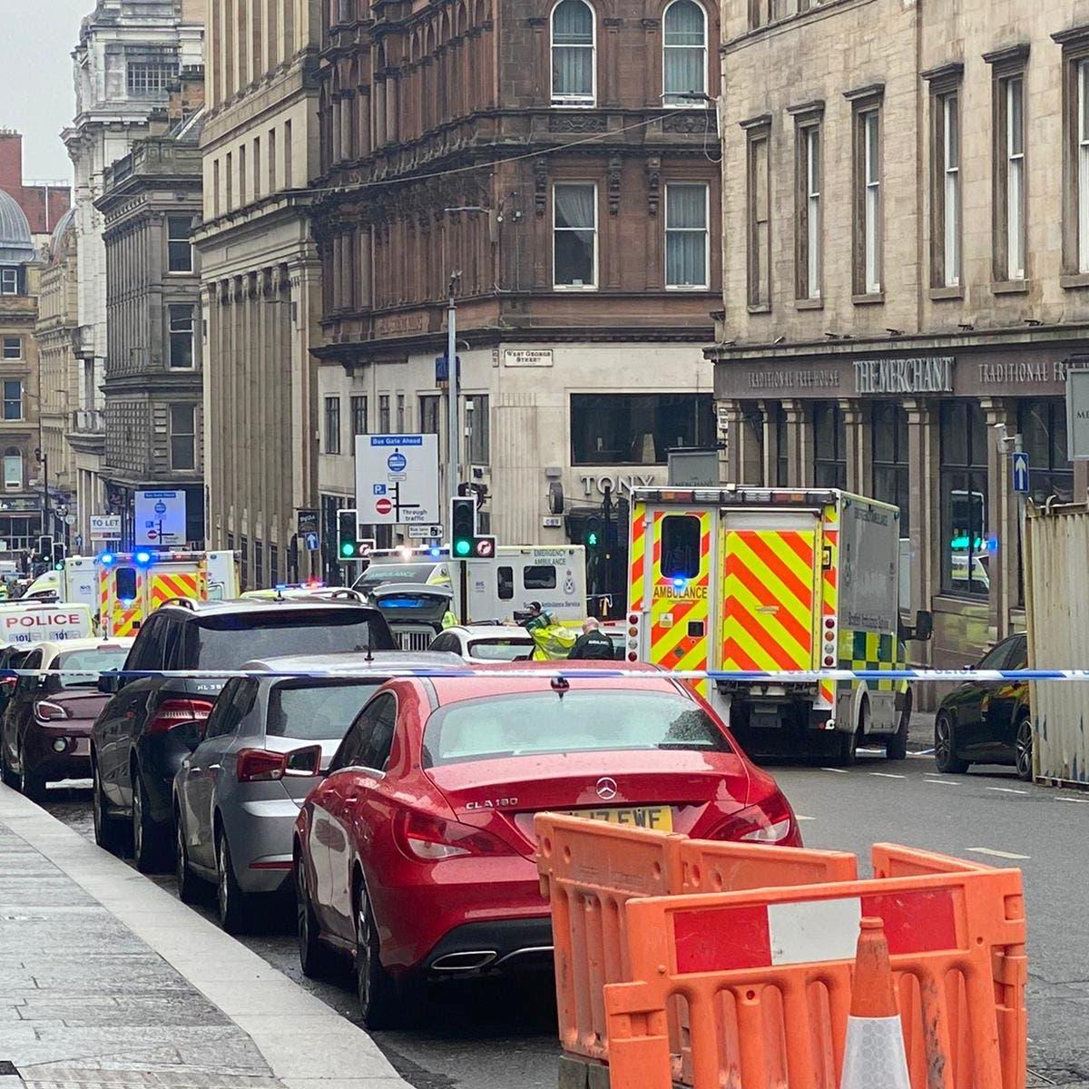 حادث طعن في أكبر مدن اسكتلندا.. ومقتل 3
