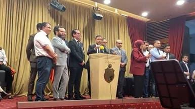 """حرض على """"العربية"""" فانسحب صحافيون.. غضب من نائب تونسي"""