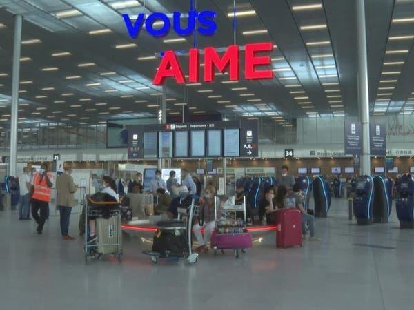 الحياة تعود لمطار أورلي الفرنسي بعد 3 أشهر إغلاق