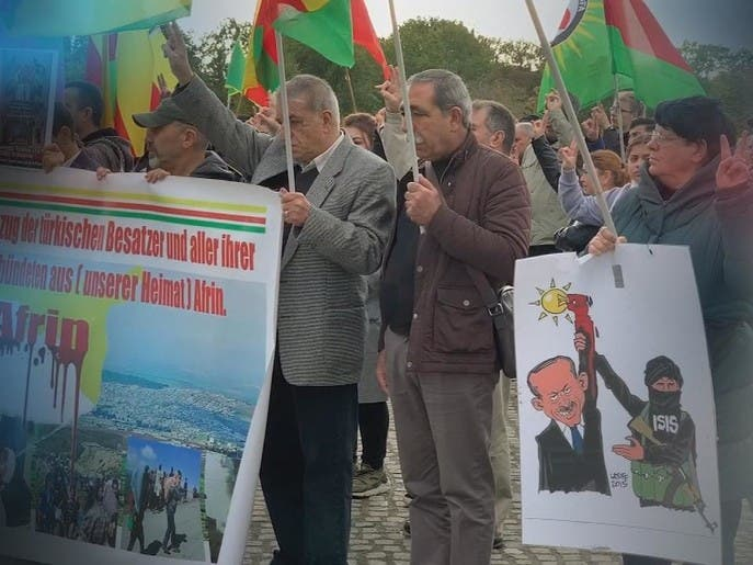 مهمة خاصة | مخالب النظام التركي في ألمانيا