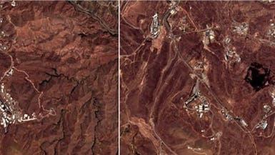 الانفجار الغامض في إيران.. صور أقمار صناعية تكشف جديدا