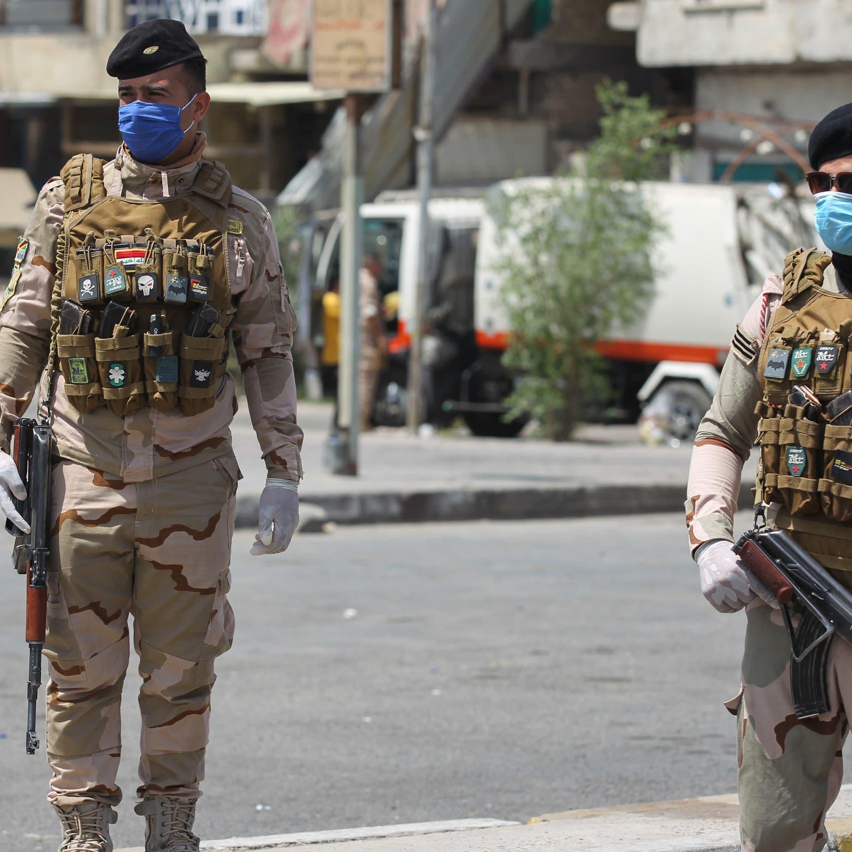 العراق.. الإطاحة بشبكتين متطرفتين في كركوك والأنبار
