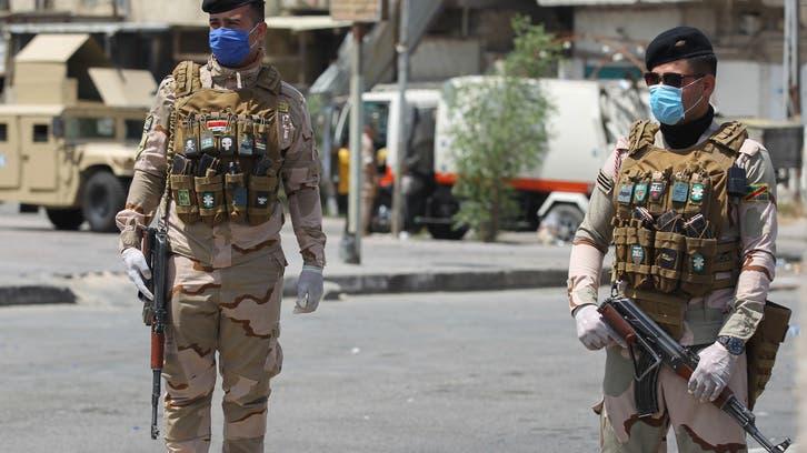 اعتقال مسؤول استخبارات داعش ومساعده في بغداد