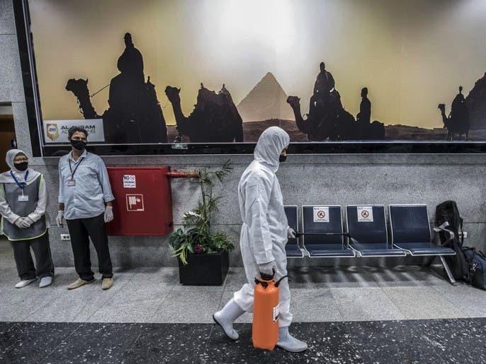 مصر تسجل 125 إصابة جديدة بفيروس كورونا و11 وفاة