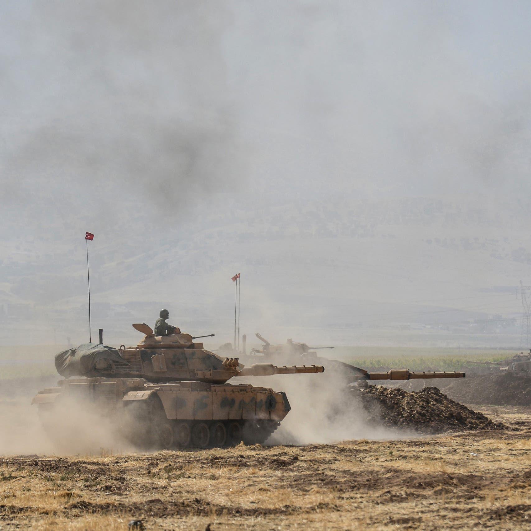 تركيا تواصل انتهاكاتها بالعراق.. والنار تطال قرى حدودية